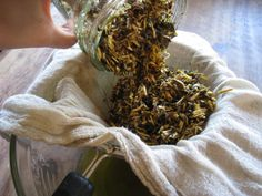A new herbal salve recipe to try.  Great web-site.
