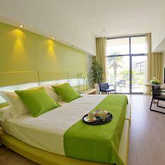 Pistachio Relax Room