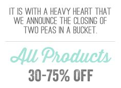 """Two Peas in a Bucket"" Online Scrapbook Store Closes After 15 Years Amid Much Contro 