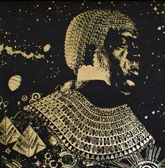 SUN RA / space is the place!