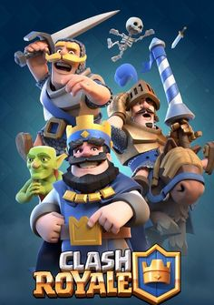 Clash Royale Supercell 2016 new game