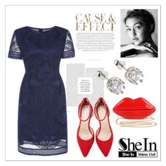 """Shein 4"" by fashion-addict35 ❤ liked on Polyvore featuring Envi:"