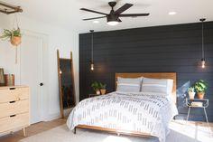 Decoration Bedroom, Rooms Home Decor, Wall Decor, Lounge Design, Suite Home, Warm Bedroom Colors, Joanna Gaines House, Bedroom Black, Master Bedroom