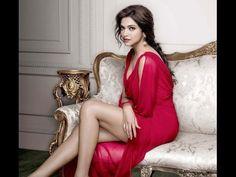 Deepika Padukone in Hot Pink Dress