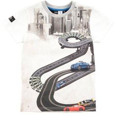 Molo T-shirt Raven Climber 128 - Kaat&Co Little Boy Fashion, Kids Fashion, Fashion Clothes, Latest T Shirt, Couture, Boys T Shirts, Printed Shirts, Kids Outfits, Shirt Designs