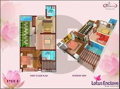 BBD Green City 2 BHK Villa Lotus Enclave in BBD Green City Lucknow - Property Guru Delhi NCR