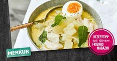 friends Magazin :: Die schnelle Woche Soup, Friends, Ethnic Recipes, Food Recipes, Amigos, Boyfriends, Soups, True Friends, Chowder