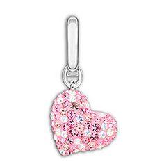 Alana Heart Charm $65