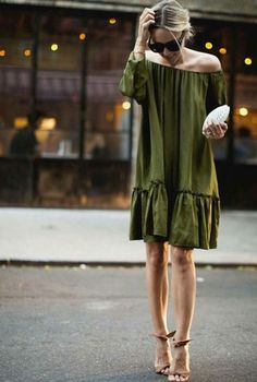 Great multi-purpose outfit. Dress shoulders can be adjusted for day; works as is for evening.  | LE CATCH