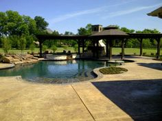 Retaining Walls At The Top And Waterfalls On Pinterest