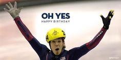 RT to wish 8X Olympic medalist @ApoloOhno a very #HappyBirthday!