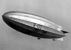 R100.  Airship.n full: His Majesty's Airship R100. Itwas a privately designed British airshipbuilt as part of a two-ship competition to develop a commercial airship service for use on British Empireroutes as part of the Imperial Airship Scheme. The design team was led by Barnes Wallis. The other, the ill-fated R101,was built by the British Air Ministry, but both airships were funded by the government. The R100 madea series of trial flights and a successful return crossing of the…