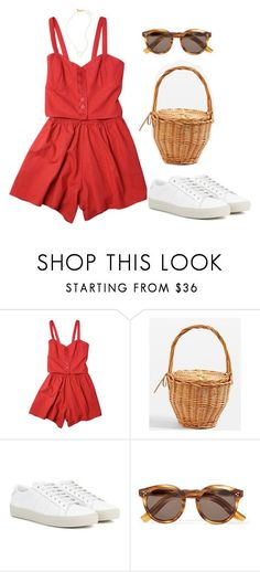 """Untitled #1292"" by elipenaserrano ❤ liked on Polyvore featuring Samantha Pleet, Topshop, Yves Saint Laurent, Illesteva and Madewell"