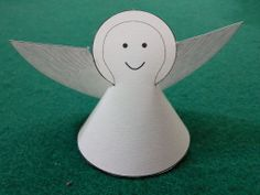 Picture of The Most Basic Paper Angel