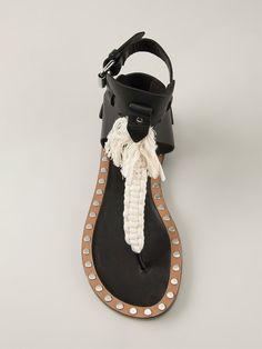 Isabel Marant 'jayson' Sandals - Eraldo - Farfetch.com