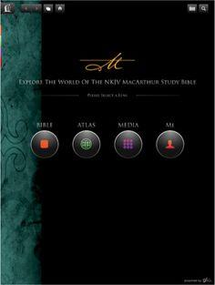 NKJV MacArthur Study Bible for the iPad