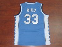 NCAA Indiana State Blue Sycamores #33 Larry Bird Jersey [F283]