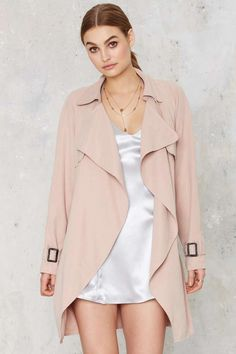 Trench Warmer Belted Coat - Clothes | Cold Weather Gear | All | Trench