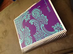 I can't live without my Erin Condren Life Planner!