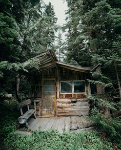 GET 16000 plans 😍😍 planer lathe joiner projects router joints projects supply jig clamps plans Cabin In The Woods, Cottage In The Woods, Cozy Cottage, Bungalow, Forest House, Cabins And Cottages, Cozy Cabin, Cabin Tent, Stone Houses