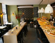 10Best Restaurants in Amsterdam: A Foodie's Paradise You'll Never Want to Leave #7 La Oliva Pintxos Y Vinos