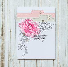 Pretty Pink Posh Birthday Celebration Blog Hop @akossakovskaya #cardmaking #prettypinkposh