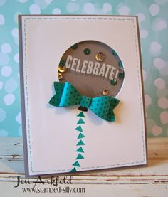 Stamped Silly: Sneak Peek Day 4: Celebrate Today, Bow Punch