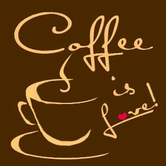 Coffee is love... <3 Find the best specialty coffee at GiveOnlyTheBest.com