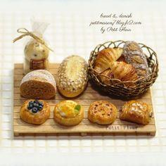 Pan danés, y otros tipos de lectura ♡ ♡