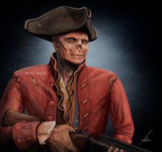 Fallout 4 - Hancock by SessaV