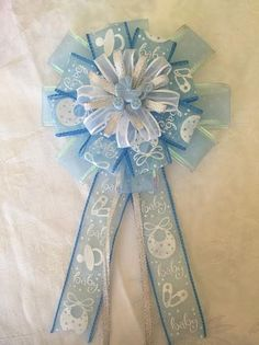 Baby Shower Corsage, Baby Girl Baby Boy Baby Shower Favors Mom to be