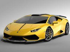 DMC Introduces Lamborghini Huracan Affari