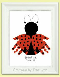 Insect theme craft