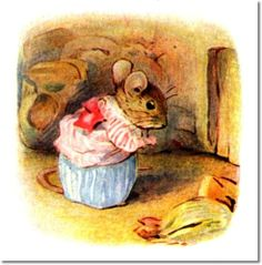 Image detail for -Beatrix Potter II - Beatrix Potter - The Tale of Mrs. Tittlemouse ...