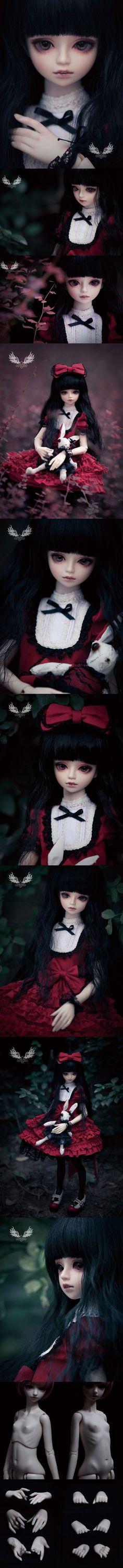 球体関節人形 Laurel 45cm 女