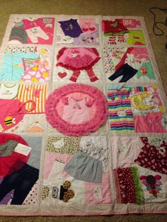 1st year quilt made by Kathy Ewell! Beautiful and unique!