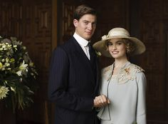 Atticus Aldridge and Lady Rose. I have not seen this season yet, but they look good together! We shall have to wait and see if they are meant to be!
