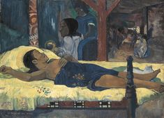 Why would a dissolute rebel like Paul Gauguin paint a nativity? Martin Gayford investigates how this splendid Tahitian Madonna came about and why religion was ever-present in Gauguin's art Martin Gayford ['The Birth of Christ', by Paul Gauguin] Paul Gauguin, Henri Matisse, Gauguin Tahiti, List Of Paintings, Oil Paintings, Painting Prints, Canvas Prints, Art Print, Kunst Online