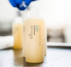 produces its natural cosmetics freshly in Hartberg, Austria. Teeth Care, Natural Cosmetics, Superfood, Pillar Candles, Austria, Glass Of Milk, Instagram Story, Challenge, Vegan