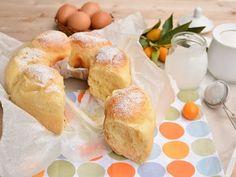 Ciambella di pan brioche allo yogurt fornetto versilia -Ricette che Passione - YouTube