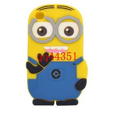 Popular Cartoon Minions Despicable Me Minions Soft Silicone Cover Case for iPod Touch / iPhone 4 5 Plus Minions Cases (Two Eyes) Ipod 4 Cases, Ipod Touch Cases, Cute Phone Cases, Iphone Phone Cases, Iphone 5s, Ipod 5, Phone Cover, Minions Despicable Me, Tablet