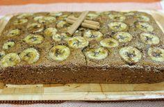 Atelier Gourmet da Ana: Bolo Integral de Banana
