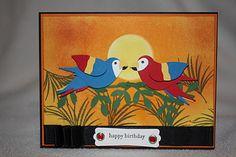 Bird Punch Art