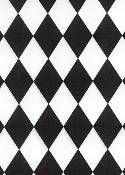 Black and White Fabric - Duralee 25151-295