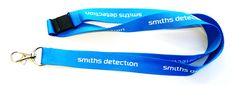 Loved working with Smiths Detection last week - gorgeous #lanyards #branding & #colours are perfect! (& great prices)