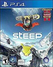 Amazon.com: Steep - PlayStation 4: Video Games #2