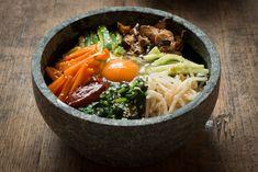 Dolsot Bibimbap - (aka sukiyaki bibimbap @ Gyu Kaku) One of my & Jacob's favorite dishes