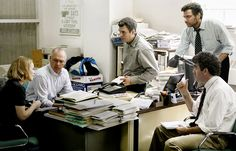 SNARK A FILM: 'Spotlight' by Miranda Sajdak | Script Magazine #scriptchat #screenwriting #filmreview