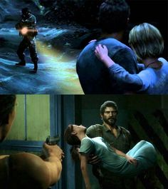The Last of Us *cries uncontrollably*