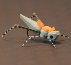 Morrish Hopper - Fly Fish Food -- Fly Tying and Fly Fishing